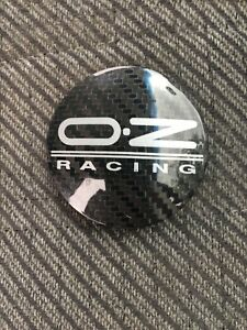 New Set Of Oz Racing Carbon Fiber Center Caps 81310638