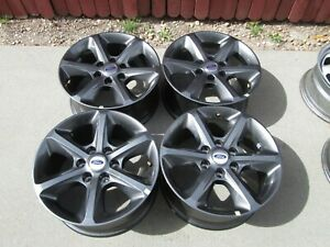 18 Ford F150 Fx4 Expedition Charcoal Oem Factory Wheels Rims 6x135