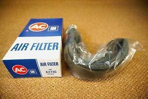 Nos 67 68 69 Corvette 427 Tri Power Ac Air Filter Foam Element A273c 6423688 3x2