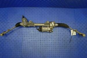 2014 2015 2016 Bmw 228i F22 N20 Steering Rack And Pinion W O Variable Sport Oem