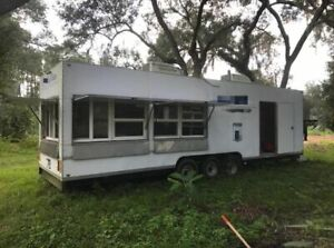 2004 8 X 45 Food Catering Concession Trailer With Professional Kitchen For S