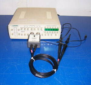 10886 Preamble Lecroy 1822 Differential Amplifier W Xc 100 Differential Probe