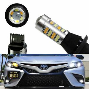 Led Daytime Lights Turn Signal Kit For 18 Up Toyota Camry L Le Se Hybrid Se Trd