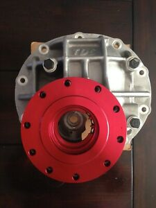 Ford 9 Inch Tds Alum Long Nose 3rd Member 3 25 Case Bolt Thru W Red Pin Support