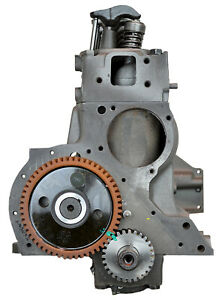 Chevy 250 68 72 Complete Remanufactured Engine