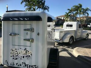 2018 12 Mobile Ice Cream Business Cold Plate Freezer Trailer For Sale In Florid
