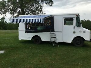 Chevrolet P30 21 Step Van Food Truck With 2019 Kitchen Build out For Sale In Wi