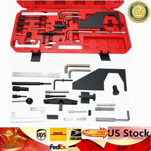 Engine Timing Locking Tool Kit For Ford Mazda 2 0 2 3 Twin Cam Turbo L3 L3k9 Lot