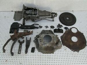 1965 1966 Mustang V 8 Top Loader 4 Speed Manual Transmission 28 Spline