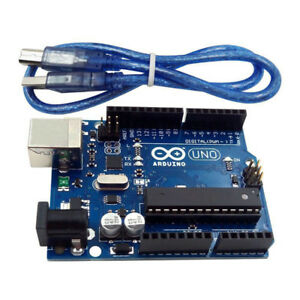Uno R3 Mega328p Atmega16u2 Development Board Usb Cable Compatible For Arduino