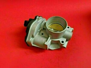 Fuel Injection Throttle Body Ford Five Hundred Freestyle Without Pipe