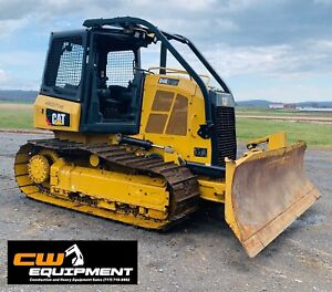 2019 Cat D4k2 Lgp Crawler Dozer Low Hours Warranty