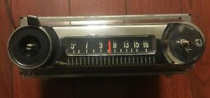Am Radio For A Ford Years 1961 1966 Pickup Truck