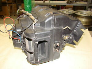 72 94 Alfa Romeo Spider Heater Box Assembly