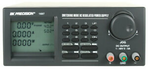 B k Precision 1697 Programmable Dc Power Supply
