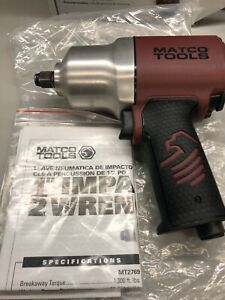 Matco Tools Mt2769 1 2 Composite Impact Wrench 50 850ft lbs Torque New