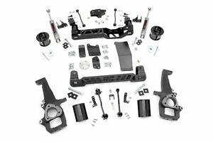 Rough Country 6 Lift Kit fits 2009 2011 Dodge Ram 1500 4wd N3 Shocks