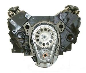 Chevy 229 80 84 Complete Remanufactured Engine