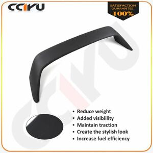 Stylish Look Trunk Window Spoiler Wing For 1994 2001 Acura Integra Db Dc2 3dr
