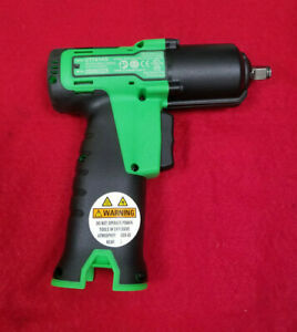Snap on Ct761ag Year 2000 Model 3 8 Cordless Impact Wrench 14 4v Ct761a Green