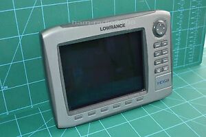 Lowrance HDS-8 GPS Fishfinder Gen 1 (HDS-8 head Only  No any Accessories)