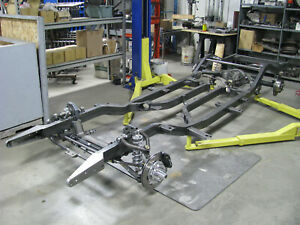 1955 1956 1957 Chevy Frame Rolling Chassis