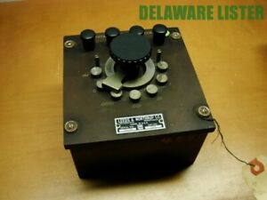 Vintage Leeds Northrup Cat No 2166 Total Resistance 10 000 Ohms Made In Usa