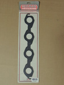 Hedman Hedders 27530 Exhaust Header Gaskets For Bbc Chevy 396 454 1 3 4 Tubes