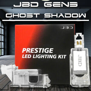 Gen3 Glass Led Ghost Shadow Projector Light Doors Logo Laser For Acura Mdx 2007