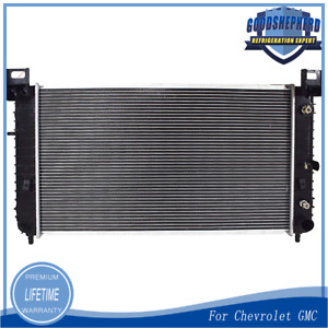 Radiator For 1999 2006 Chevy P U 1500 Must Verify 28 Core Fast Shipping Us