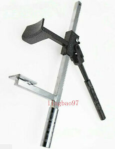 New Coats Tire Changer Breaker Machine Manual Operation Vacuum Tire Changer Tool