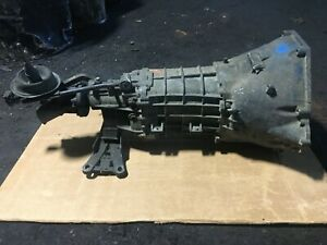 Ford Mustang 2005 Up Tr3650 5 Speed Transmission Good Condition