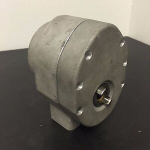 Trojan Replacement Gear Case For Sewer And Drain Machines