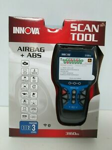 Innova 3160rs Wifi Blutooth Diagnostic Scan Tool Airbag Abs Free Ship