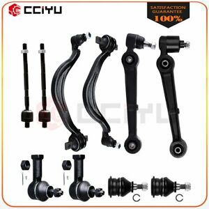 10pieces Suspension Kit For 1994 1995 1999 Mitsubishi Control Arm Ball Joints