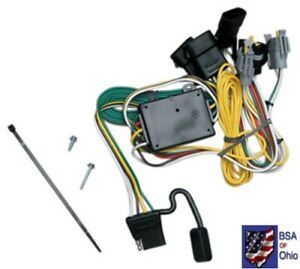 Tekonsha Trailer Hitch Wiring Harness For Ford Escape 2000 2001 2002 2003