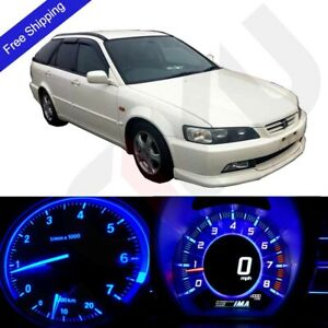Blue Led Dash Cluster Instrument Lighting Kit Fits 1998 2002 Honda Accord Mt