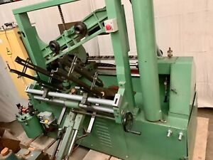 Coyer Goodspeed Back Knife Lathe Cp168a