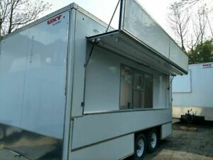 2014 8 5 X 16 United Uxt Street Food Concession Trailer For Sale In New York