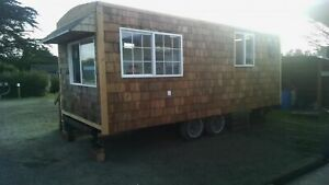 2015 8 X 20 Food Concession Trailer Used Pop up Kitchen For Sale In Oregon