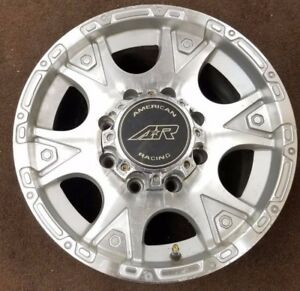 1 Used 16 X 8 American Racing Wheel Ar 889