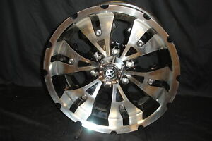 1 Used 17 X 8 5 American Racing Wheel 17