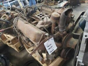 1956 Packard Core Engine Assembly V 8 7262