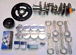 Oldsmobile 455 Stroker Rotating Assembly 495 Cubic Inch Crank Rods Pistons