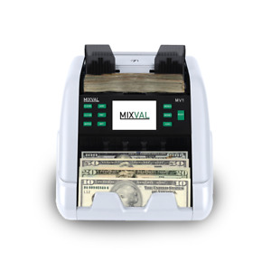 Money Counter Mixed Denomination Bill Cash Counting Machine Model Ccm 1000