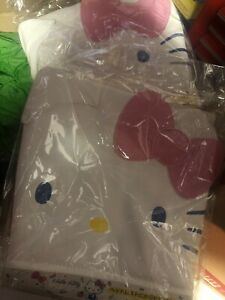 Hello Kitty Car Seat Headrest Covers 2 Covers