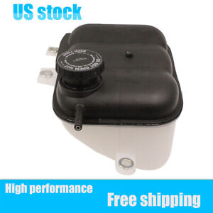 Coolant Overflow Recovery Tank W Cap For 02 03 Dodge Ram 1500 2500 Pickup New