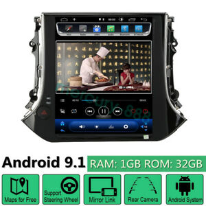 Android 9 1 Car Dvd Player Gps Navi Radio Stereo For Volkswagen Touareg Bt Wifi