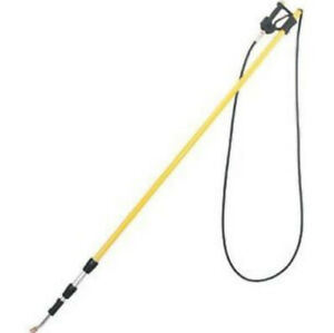 Pressure Washer Telescoping Wand Coml 6 To 18 Ft Up To 4 000 Psi 8 Gpm