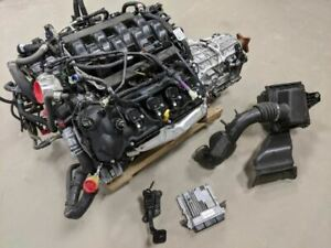 2019 F150 5 0 Coyote Engine Liftout 10r80 2wd Trans Complete 13k Miles Warranty